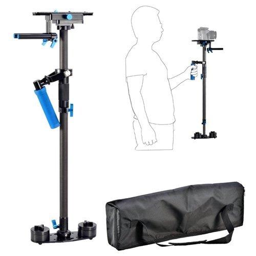 The SunSmart Pro Magic Carbon Fiber Handheld Camera Stabilizer-DSLR Camera Stabilizers & Gimbals