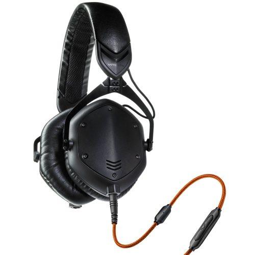 The V-MODA M-100 Crossfade Earcup Headphones- best over-ear headphones