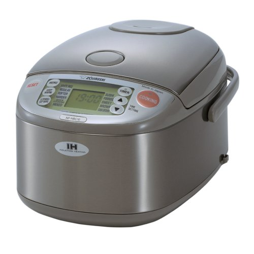 The Zojirushi NP-HBC10 - Rice Cooker