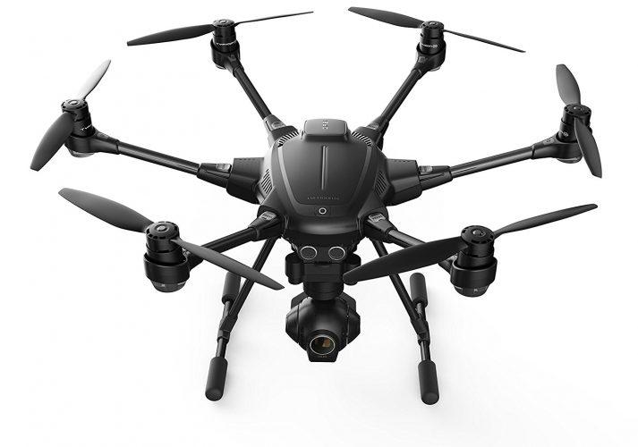Yuneec Typhoon H- drone cameras