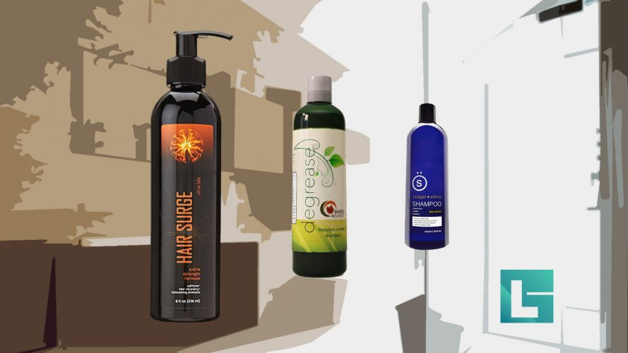 Top 10 Best Hair Growth Shampoos for Men in 2017