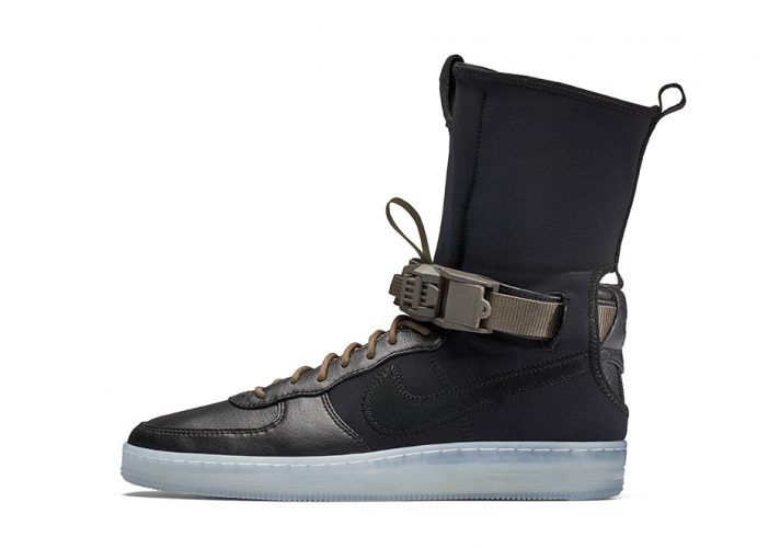 The ACRONYM NikeLab Downtown Air Force 1 - sneakers