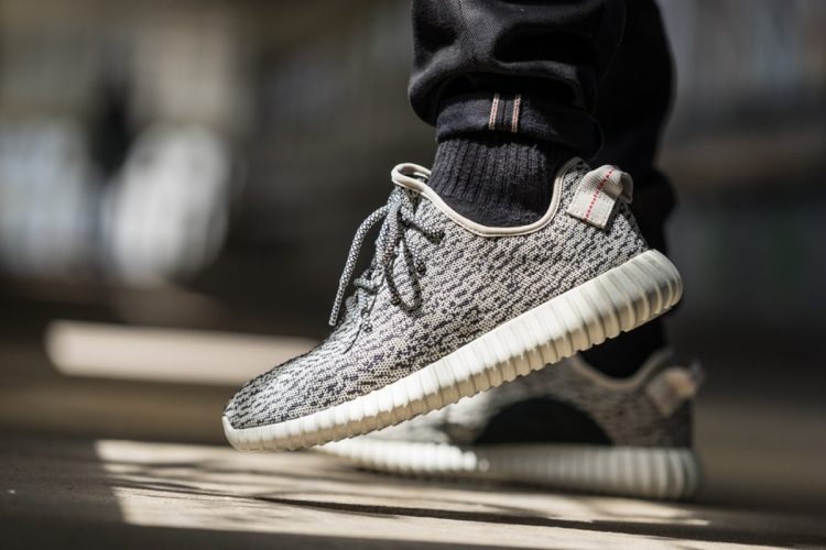 The Adidas Originals YEEZY Boost 350