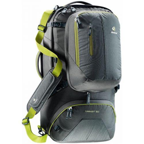 The Deuter Transit 50 - Traveling Backpacks