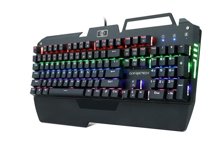 KrBn Backlit Keyboard - Backlit Keyboards
