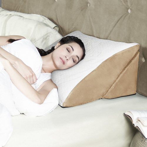 The AVANA Contoured Bed Wedge Pillow - Body Pillows