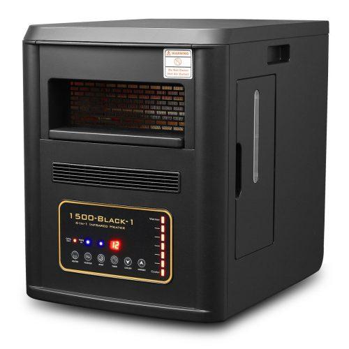 1500W Quartz Infrared Heater Humidifier Plasma Inverter Air purifier - Infrared Heater