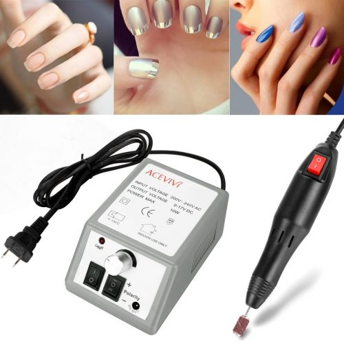 Acevivi Professional Nail Art File Drill - Electric Nail Drills