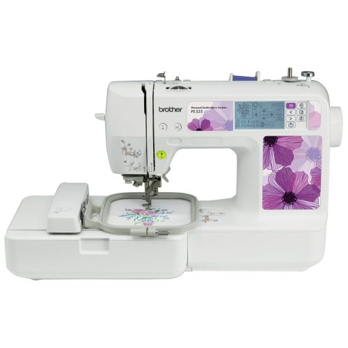 Brother PE525 Embroidery Machine - Embroidery Machine