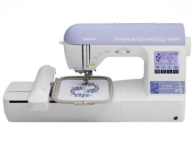 Brother SE1800 Sewing and Embroidery Machine - Sewing Machines