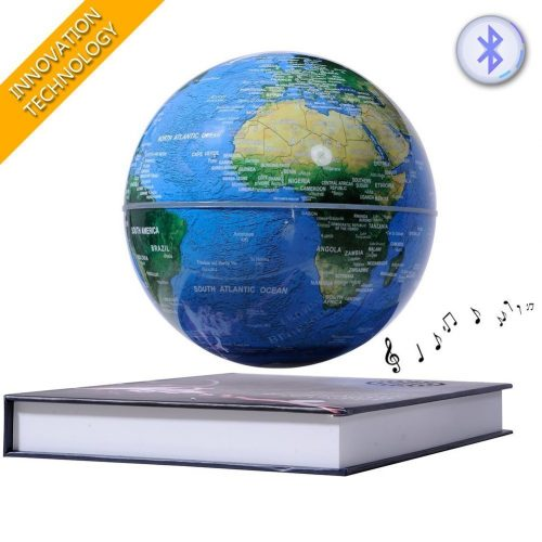 COLOCROWN Floating Globe Maglev - Floating Speakers