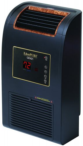 Eden PURE GEN21 Infrared Heater and Cooler - Infrared Heater