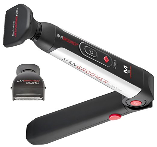 MANGROOMER Ultimate Pro Back Shaver - Manscaping Trimmers