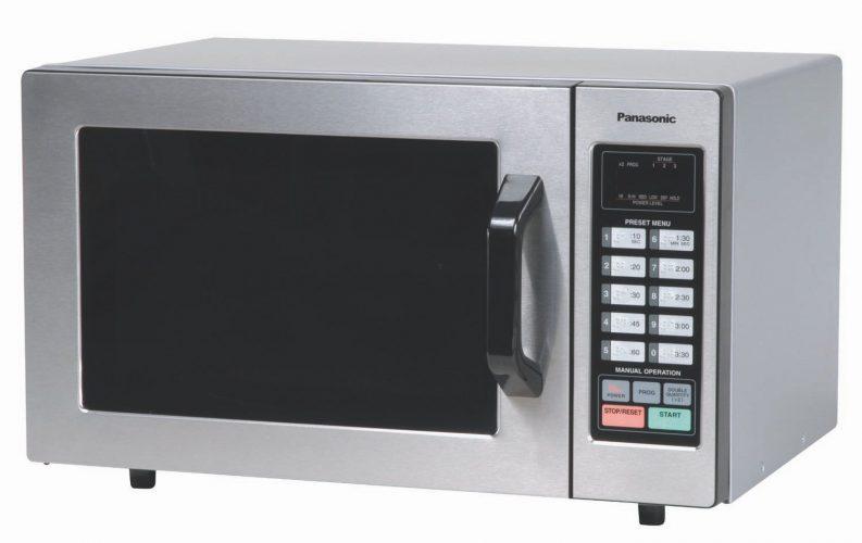 Panasonic NE-1054F - Convection Microwave