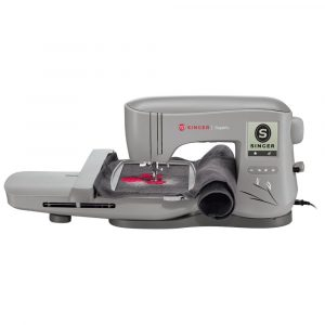 SINGER EM200 Superb Embroidery Machine with Online Owner's Class - Embroidery Machine