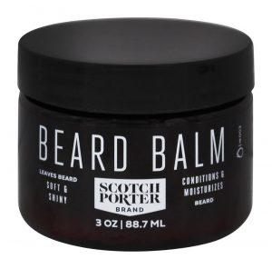 Scotch Porter - All Natural Men's Beard Balm - Beard Balm
