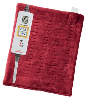 Sunbeam Xpress Heat Heating Pad - heating pad