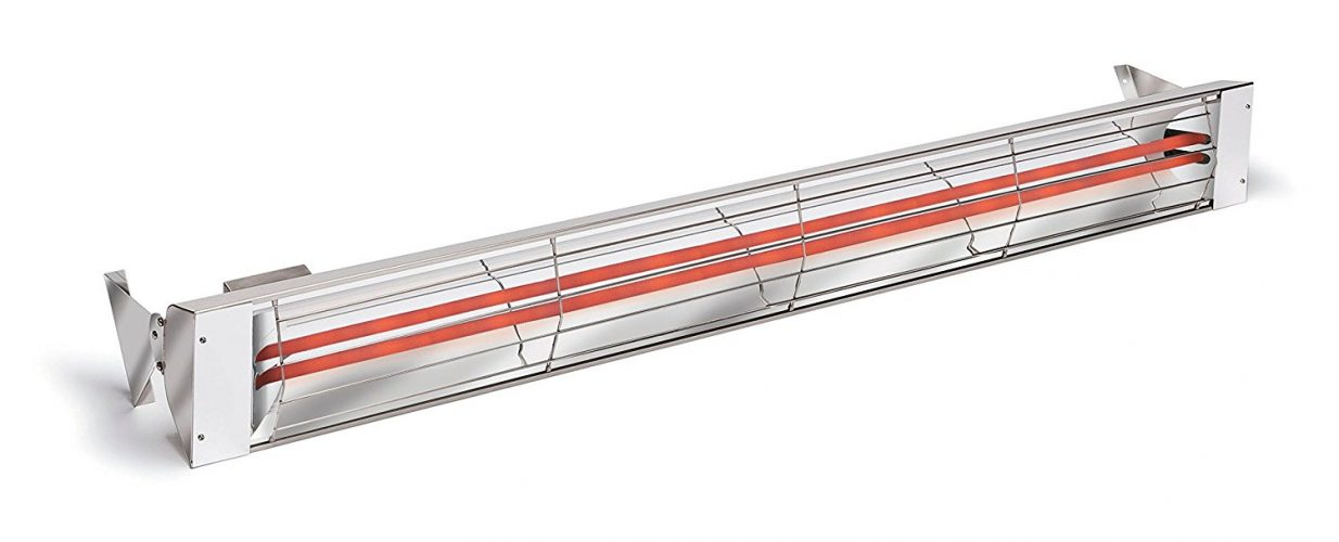 WD-4024 Electric Quartz Patio Heater - Infrared Heater