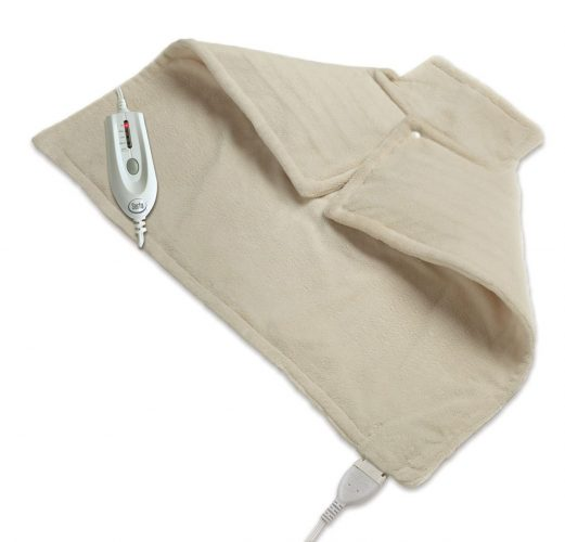WellRest Therapeutic Neck and Back Warmer - heating pad