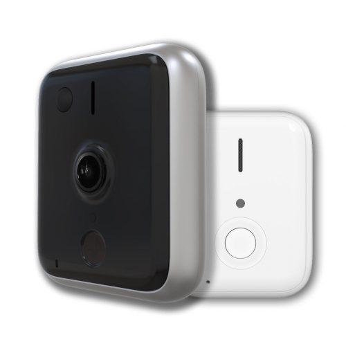 iseeBell Wi-Fi Enabled HD Video Doorbell- Wireless Doorbells