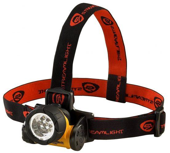 Streamlight 61052 Septor LED Headlamp Strap - Hard Hat Lights
