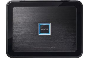Alpine PDX-V9 5-Channel Extreme Power Digital Car Speaker Amplifier - Car Amplifiers
