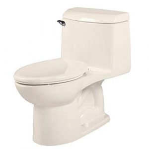 American Standard 2034.014.020 Champion-4 Right Height One-Piece Elongated Toilet, Whit
