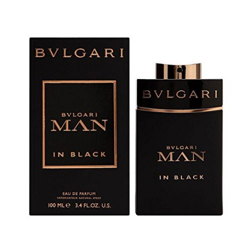 Bvlgari Man in Black Eau de Parfum Spray for Men, 3.4 Ounce - long lasting colognes