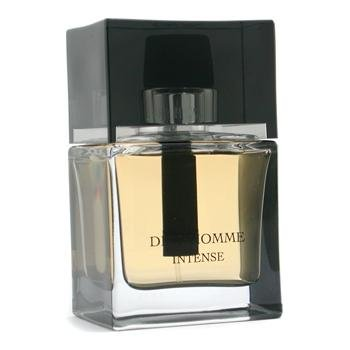 Christian Dior Dior Homme Intense Eau de Parfum Spray for Men, 1.7 Ounce - long lasting colognes