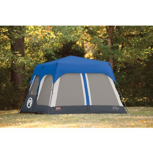 Coleman Accy Rainfly Instant 8 Person Tent Accessory, Blue, 14x10-Feet - best family tents