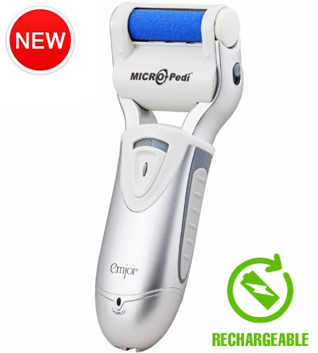 Emjoi Micro-Pedi PRO - Callus Remover (Most Powerful & Rechargeable)