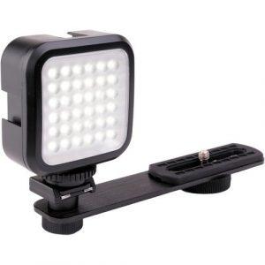 Genaray LED-2100 36 LED Compact On-Camera Light - On-Camera LED Lights