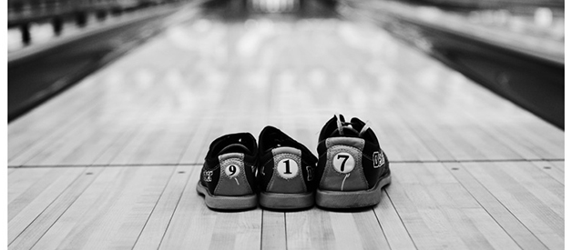Men Bowling Shoes