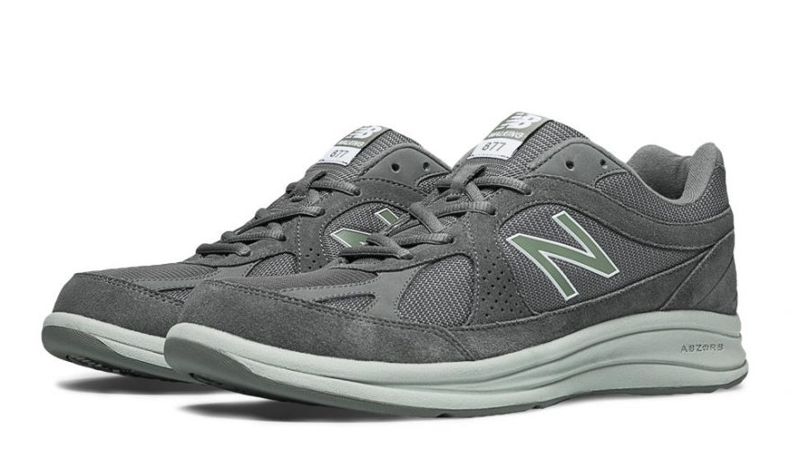 New Balance Men's MW877 Walking Shoe - walking shoes