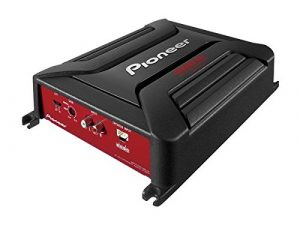 Pioneer GMA3602 2-Channel Bridgeable Car Speaker Amplifier - Car Amplifiers