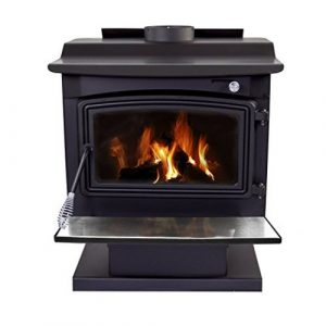 Pleasant Hearth WS-3029 2200 sq ft Wood Stove - Pellet Stoves
