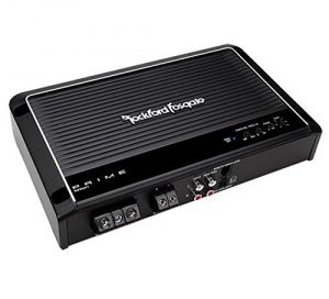 Rockford Fosgate R250X1 Prime 1-Channel Subwoofer Amplifier - Car Amplifiers