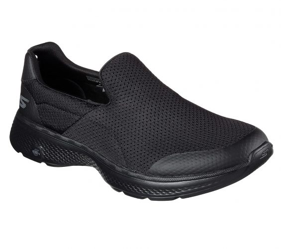 Sketchers Performance Men's Go Walk 4 Incredible Walking Shoe - walking shoes