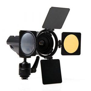 ikan iLED6 Zoom ENG LED On-Camera Light - On-Camera LED Lights