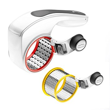Zyliss Rotary Cheese Grater - Cheese graters