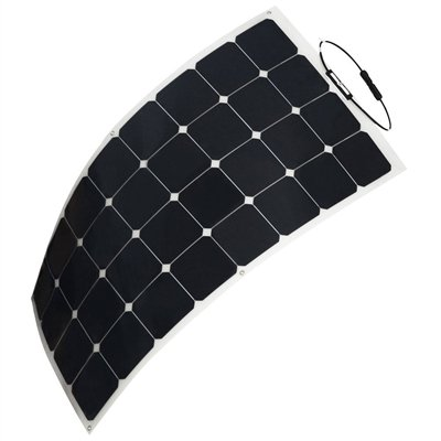 HQST 100 Watt 12V Monocrystalline Lightweight Solar Panel for RV/ Boat/ Other Off Grid Applications About the product - Monocrystalline Solar Panels