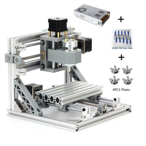 MYSWEETY DIY CNC Router Kits 1610 GRBL Control Wood Carving Milling Engraving Machine - Milling machines