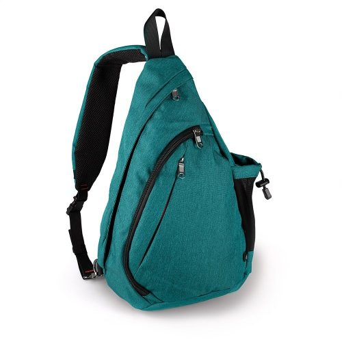 OutdoorMaster Sling Bag - Small Crossbody Backpack for Men & Women - Single Strap Backpack