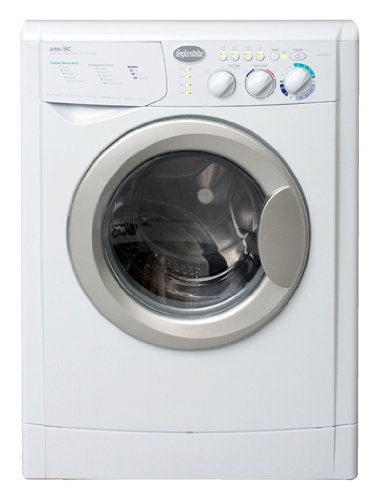 Splendide WD2100XC White Vented Combo Washer/Dryer - Front Load Washers