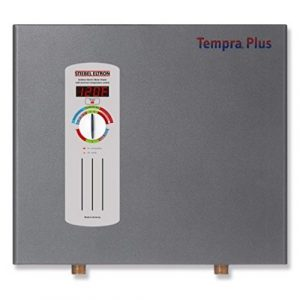 Stiebel Eltron Tempra Plus 24 kW, tankless electric water heater with Self-Modulating Power Technology & Advanced Flow Control - Tankless Water Heaters