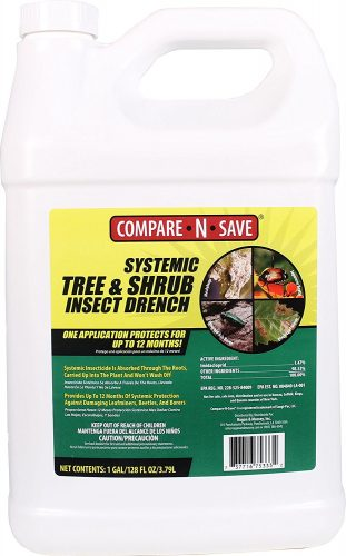 COMPARE N SAVE SYSTEMATIC TREE AND SHRUB DRENCH - Weed killer