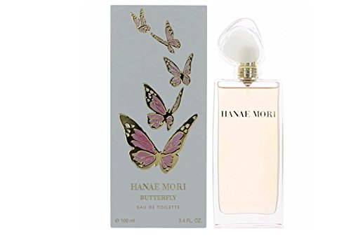 HANAE MORI BY HANAE MORI FOR WOMEN (3.4 OUNCES, EDT) - WOMEN'S LASTING PERFUMES