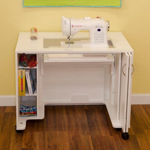 MOD AIRLIFT SEWING CABINET FROM ARROW- SEWING CABINET