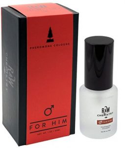 Pheromones For Men Pheromone Cologne [Attract Women] - Bold, Extra Strength Human Pheromones Formula by RawChemistry - 1 Fl Oz (Human... ) - Men's Lasting Perfumes