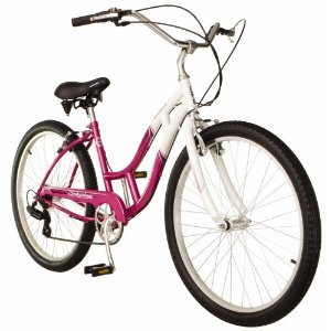 Schwinn Southport Women's Cruiser Bike (26-Inch Wheels) & Mini Tool Box (ml)